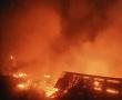 北壮第一寨烧成废墟