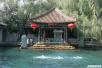 济南趵突泉水位持续20天处橙色警戒线以下 喷涌乏力