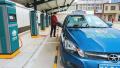 限行后新能源汽车销售火爆 部分车型已断货