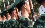 明天元旦天安门广场7时36分升国旗,首次由解放军执行令人期待!
