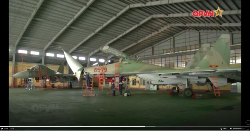 越空军疑似装备中国造