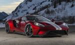 全球只有250辆!2017福特GT路照
