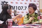 """吕秀莲回应参选台北市长""""选到底"""":我可没说啊"""