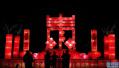 火树银花过大年:春节期间将举办两场灯会