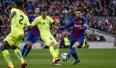 西甲综合:巴塞罗那平赫塔菲 领先优势缩至7分