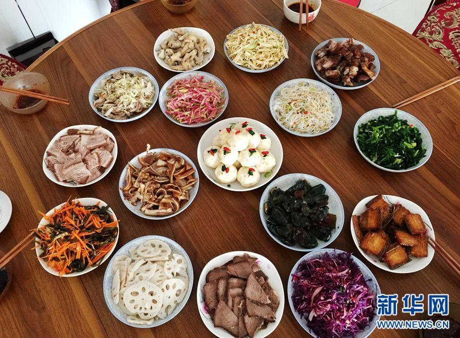"""急速赛车彩票平台:中国人最隆重的""""饭局"""":年夜饭怎么吃?"""