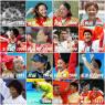 回顾奥运史上中国表情