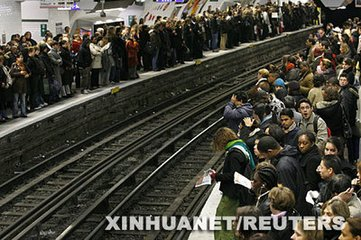 北京快乐8有作弊器:法国铁路工人4月3日起大罢工 可能持续三个月