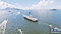 """中国航母编队规模大""""世界罕见"""":外界还没适应"""