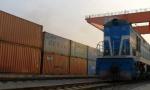 第3016列中亚国际班列青岛启程 比海运节省约30天