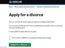 双语:英国推行网上离婚 点击鼠标即可结束婚姻