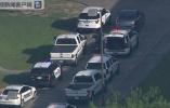 美国得州高中枪击事件细节:枪手未能引爆爆炸物