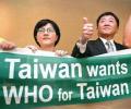"""在世卫大会现场目睹台湾""""蹭会""""闹剧,巴基斯坦大使:他们真愚蠢"""
