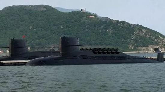 094型战略导弹核潜艇