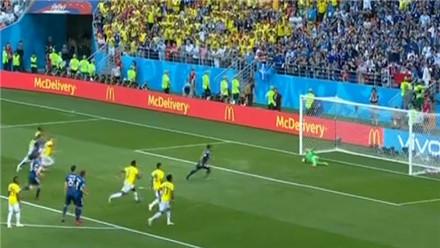 世界杯小组赛首轮结束 俄晋级在望