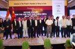 中印领导人会晤有啥成果 中国驻印度大使揭秘
