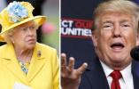 英女王7月见特朗普会聊啥?美前高官:她恐怕没机会开口打断