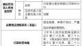 兴业银行郑州分行涉多项违规 一天内被银监局开4张罚单
