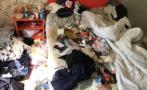 90后姑娘长住酒店两月不让搞卫生,房间发臭生虫逼酒店报警
