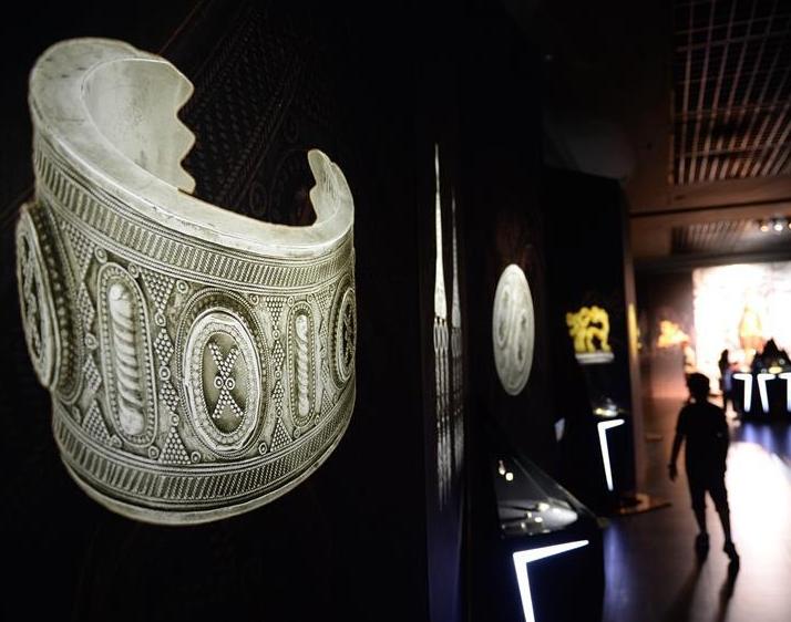 哈萨克斯坦国家博物馆展品亮相西安