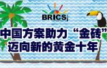 """图解:中国方案助力""""金砖""""迈向新的黄金十年"""