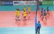 亚运会女排半决赛中国队胜日本 决赛将战泰国