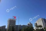 北京等5区发布大风预警 阵风可达7级以上