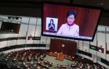 林郑月娥:香港特区对危害国家主权、安全行为绝不容忍