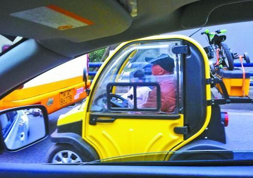 北京市出台办法规定 电动三四轮车按机动车处理