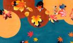 河南许昌:手绘3D景观装扮中央公园