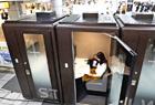 日本车站临时工作亭