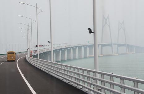 受惠于港珠澳大桥及高铁开通 今年访港人次刷新最高纪录