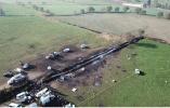 """墨西哥输油管道爆炸死亡人数升至79人 """"油耗子""""问题有多疯狂?"""