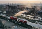 江苏响水化工厂爆炸事故现场周边空气质量监测频次加密