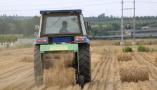 麦秸回收 变废为宝