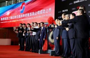 中國版納斯達克來了!外媒:科創板為創新提供資本土壤