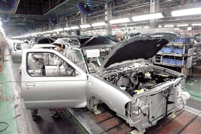 中牟汽车产业园 资料图片