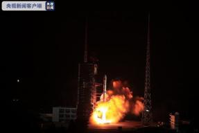 火箭复工,一箭四星!我国成功发射4颗新技术试验卫星