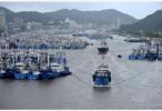 浙江海域一16人渔船失联 搜寻到两名无生命体征落水人员