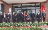 长垣市公安局菏宝高速交警大队正式挂牌成立