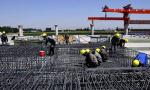 鲁南高铁复工复产建设忙