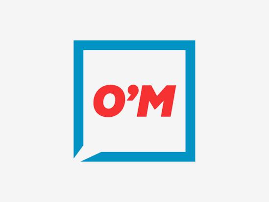 马丁奥马利的竞选标志-美国总统竞选也有LOGO 如何设计是门学问图片