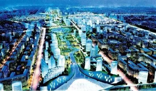 的城 郑州航空港区2030年将建成 特大城市
