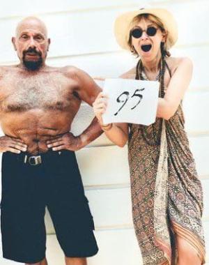 95岁瑜伽大师 自称每天享受房事