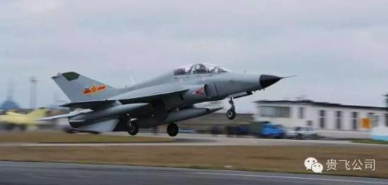 贵飞证实ftc-2000g战机已签约出口