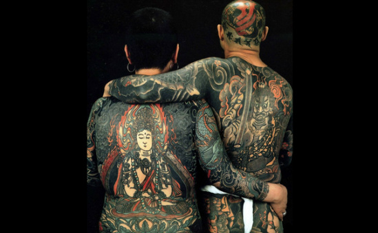 日本黑社会为什么爱纹身?