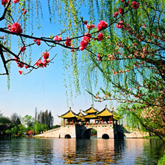 扬州瘦西湖
