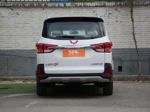 五菱宏光目前售价4.18万元起 现车热销高清图片