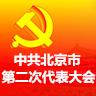 中共北京市第二次代表大会