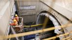 北京:京沈高铁望京隧道已入地掘进14米